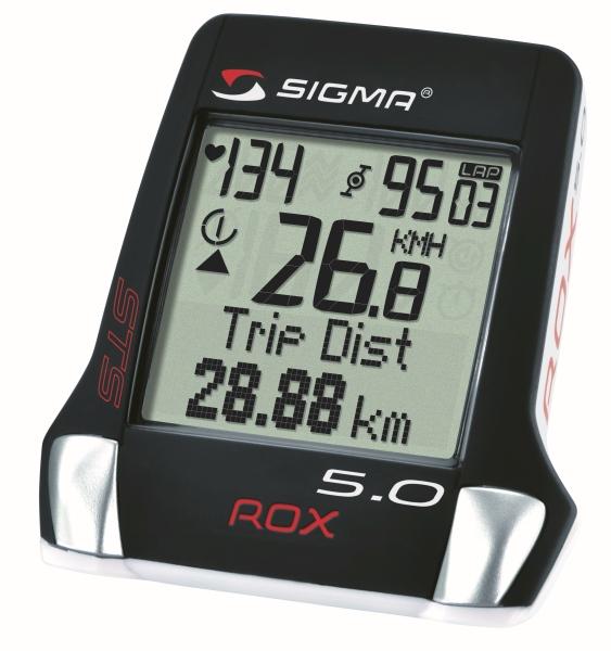 Kolesarski števec SIGMA ROX 5