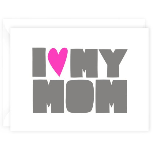 i heart mom card