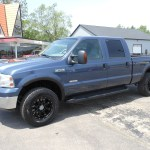 For Sale 2007 Ford F 250 Crew Cab 4x4 Diesel Denam Auto Trailer Sales Michigan