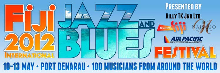 2012 Fiji International Jazz & Blues Festival