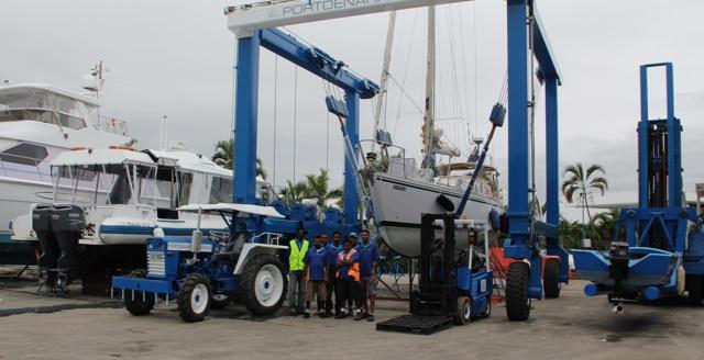 Boat Yard Team