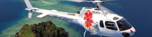 Island Hoppers is the largest operator of helicopters in Fiji