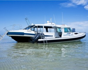 Mamanuca Express, draws on over 28 years of experience in the sea transport industry. Operating from Port Denarau Marina, we provide Fiji's premier water taxi service throughout the stunning Mamanuca and Yasawa Islands