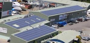 Port Denarau solar installation