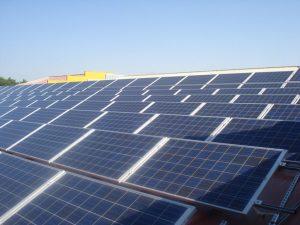 Solar photovoltaic systems at Port Denarau Marina