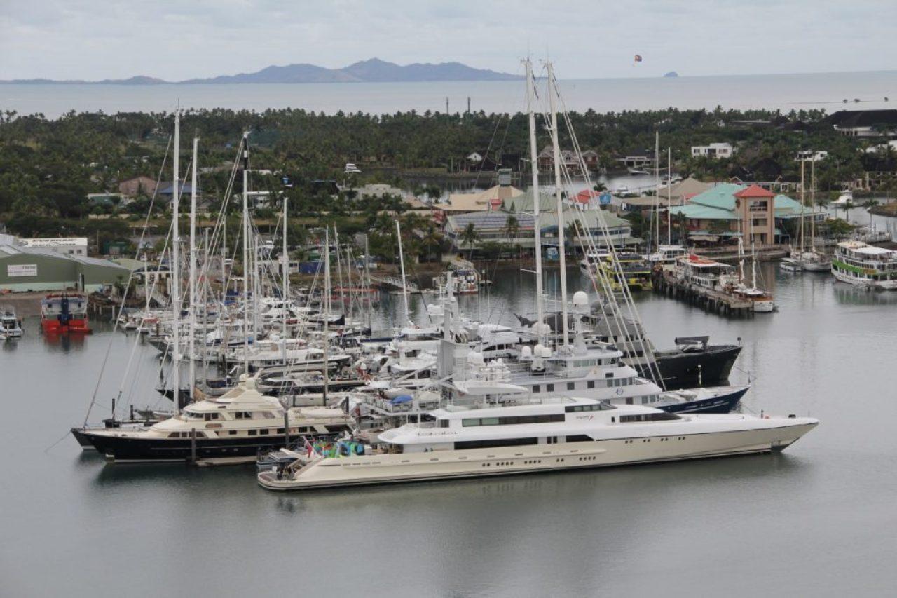 Our new Jetty-C at Port Denarau Marina