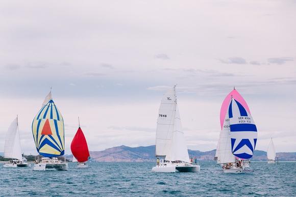 Musket Cove Regatta 2014