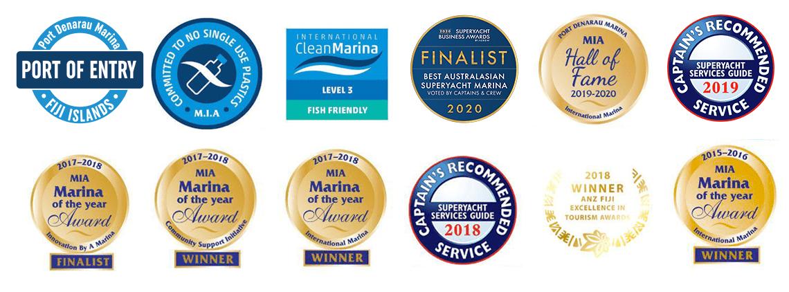 Denarau Marina Awards 2020