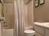 Full Bathroom Upstairs in Hallway