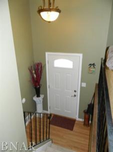Wooden Floor in Entry Way