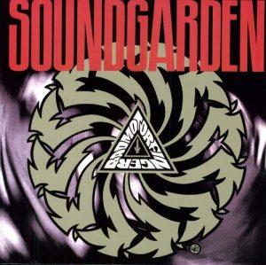 Soundgarden - Bad Motofinger - front