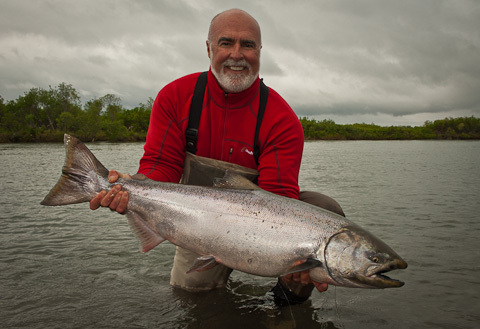 King Salmon at Alaska West