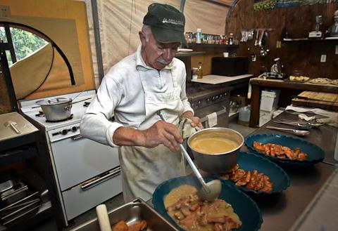Alaska West Chef