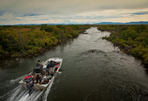 Kanektok River Guides