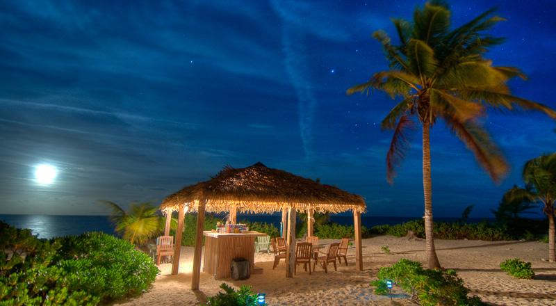 Bahamas Tiki Hut