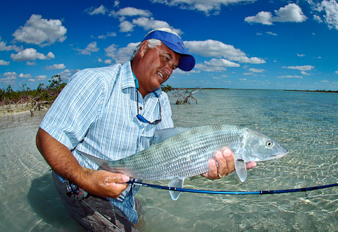 Andros South Bonefish