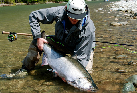 BC West Fishing Report June 19 - 26 2010