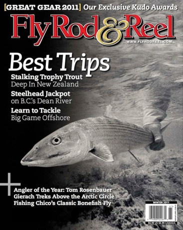 Well worth the read.  Cover Image: Fly Rod and Reel