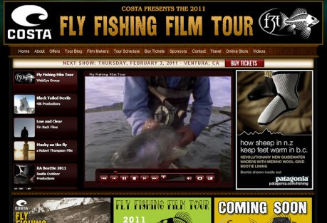 Just go.  Image: Fly Fishing Film Tour