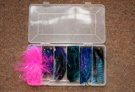 Tube Flies - Introduction