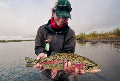 Rainbow Trout - Alaska