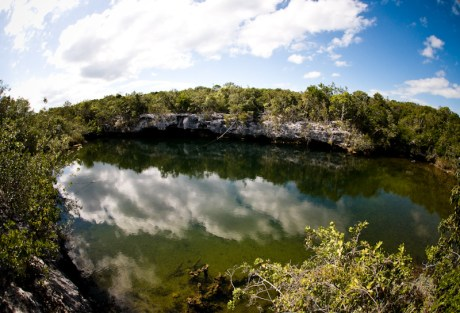 Blue Holes by Louis Cahill Photography