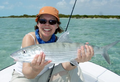 Bonefish - South Andros Island