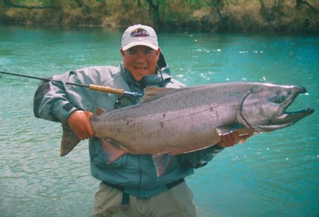 King Salmon - Bryan Burke
