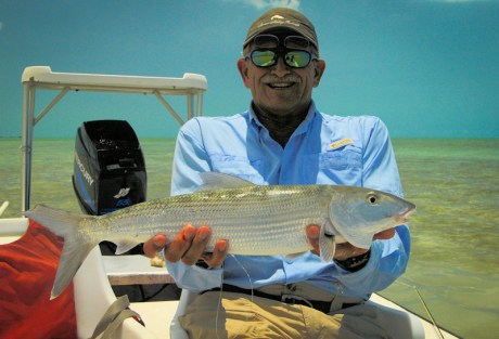 Bonefishing Report from Rick Grassett