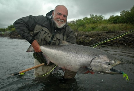 Early Season King Salmon