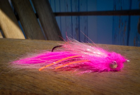 Silver Salmon Fly