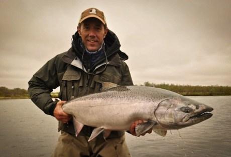 Foster King Salmon