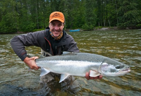 Greenleaf Back to Back Steelhead