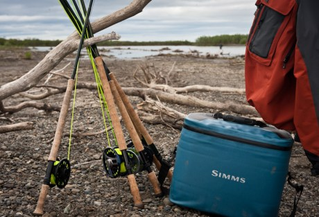 Packing Spey Rods