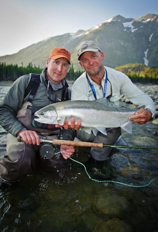 Chrome Steelhead