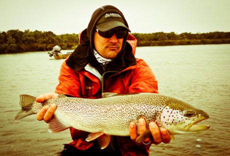 Riley Rainbow Trout
