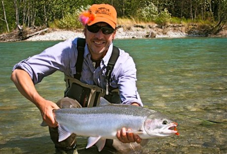 Chrome Dean Steelhead