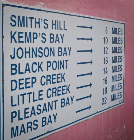 Andros Island Directions