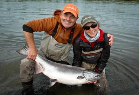 Whitney Pete King Salmon