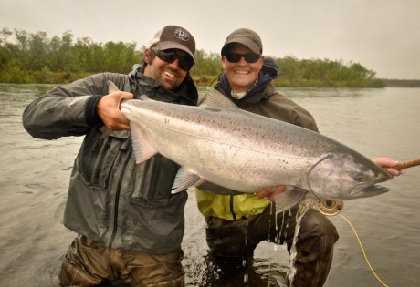 Steve Joyce King Salmon