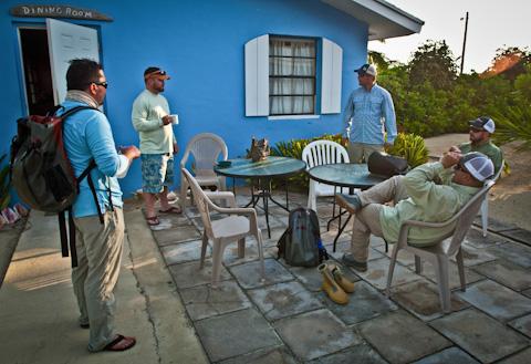 Bahamas Lodge Patio