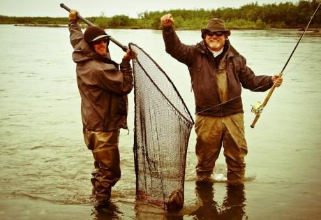 Alaska 2013 Fishing Trips