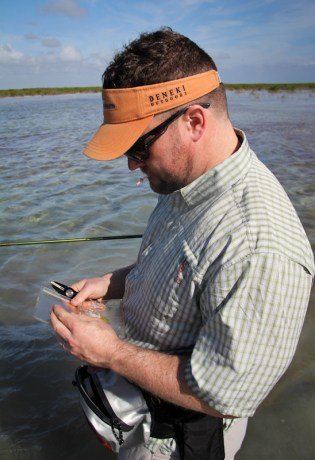 Bonefish Fly Selection