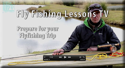 Fly Fishing Lessons TV