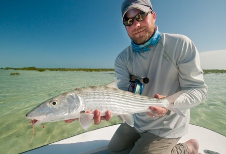 Bahamas Bonefish by Louis Cahill Photography
