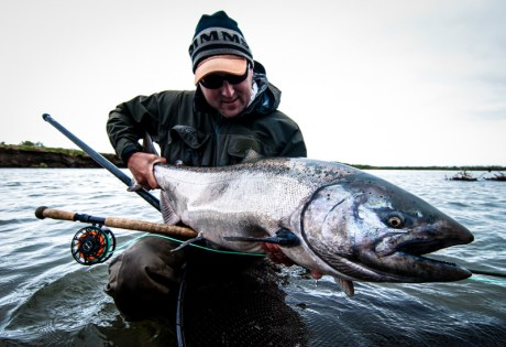 King Salmon on Spey Rod