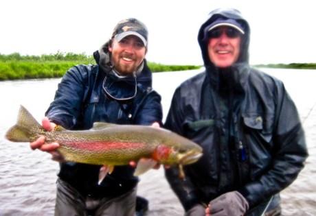 Alaska West Rainbow Trout