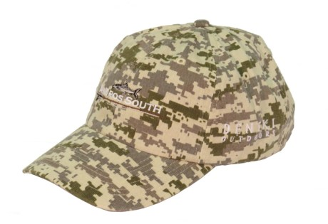 Andros South Digital Camo Hat