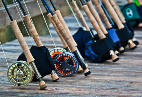 Saltwater Fly Fishing Gear