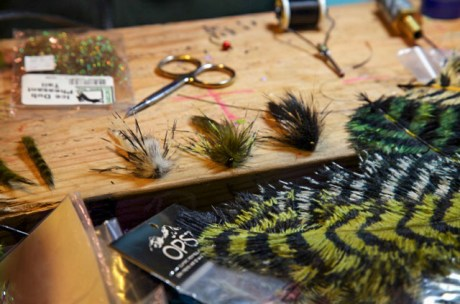 Sculpin Flies